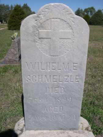 SCHMELZLE, WILHELM E. - Dawes County, Nebraska | WILHELM E. SCHMELZLE - Nebraska Gravestone Photos