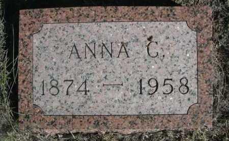 SCHMIDT, ANNA C. - Dawes County, Nebraska   ANNA C. SCHMIDT - Nebraska Gravestone Photos
