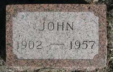 SCHMIDT, JOHN - Dawes County, Nebraska | JOHN SCHMIDT - Nebraska Gravestone Photos