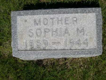 SCHMIDT, SOPHIA M. - Dawes County, Nebraska | SOPHIA M. SCHMIDT - Nebraska Gravestone Photos