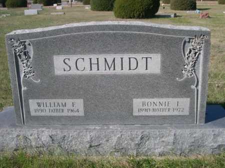 SCHMIDT, WILLIAM F. - Dawes County, Nebraska | WILLIAM F. SCHMIDT - Nebraska Gravestone Photos