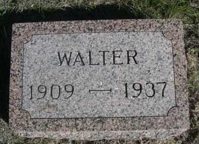 SCHMIDT, WALTER - Dawes County, Nebraska | WALTER SCHMIDT - Nebraska Gravestone Photos