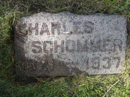 SCHOMMER, CHARLES - Dawes County, Nebraska | CHARLES SCHOMMER - Nebraska Gravestone Photos