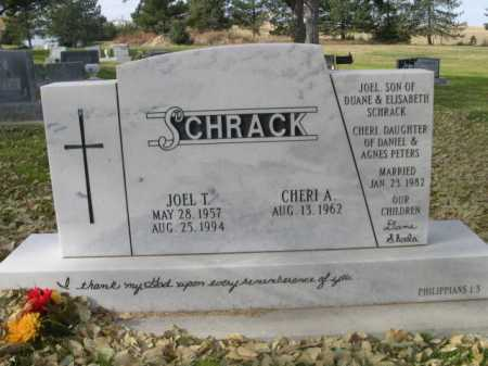 PETERS SCHRACK, CHERI A. - Dawes County, Nebraska | CHERI A. PETERS SCHRACK - Nebraska Gravestone Photos