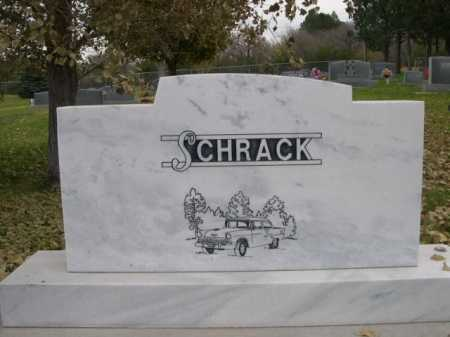 SCHRACK, JOEL T. - Dawes County, Nebraska | JOEL T. SCHRACK - Nebraska Gravestone Photos