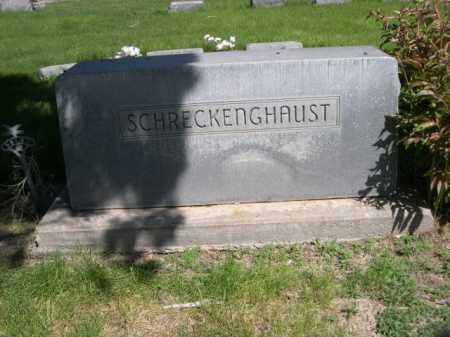 SCHRECKENGHAUST, FAMILY - Dawes County, Nebraska   FAMILY SCHRECKENGHAUST - Nebraska Gravestone Photos