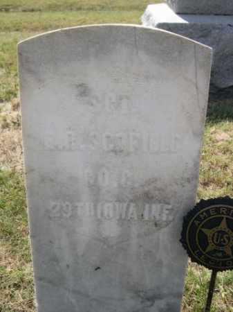 SCOFIELD, E. R. - Dawes County, Nebraska | E. R. SCOFIELD - Nebraska Gravestone Photos