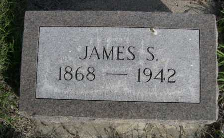 SCOFIELD, JAMES S. - Dawes County, Nebraska | JAMES S. SCOFIELD - Nebraska Gravestone Photos