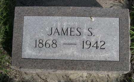SCOFIELD, JAMES S. - Dawes County, Nebraska | JAMES S. SCOFIELD - Nebraska Gravestone Photos