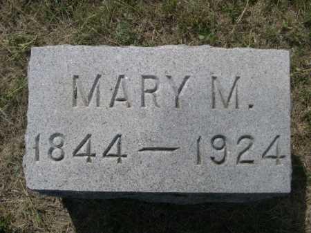 SCOFIELD, MARY M. - Dawes County, Nebraska | MARY M. SCOFIELD - Nebraska Gravestone Photos