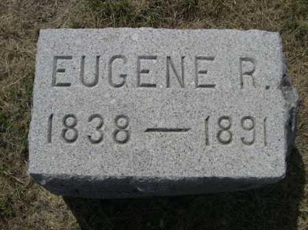 SCOFIELD, EUGENE R. - Dawes County, Nebraska | EUGENE R. SCOFIELD - Nebraska Gravestone Photos