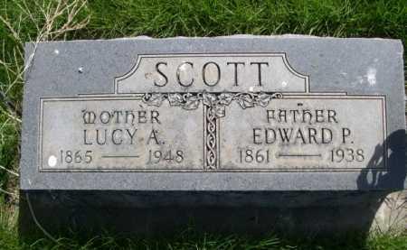 SCOTT, LUCY A. - Dawes County, Nebraska | LUCY A. SCOTT - Nebraska Gravestone Photos