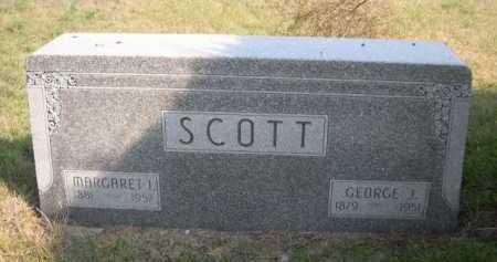 SCOTT, GEORE J. - Dawes County, Nebraska | GEORE J. SCOTT - Nebraska Gravestone Photos