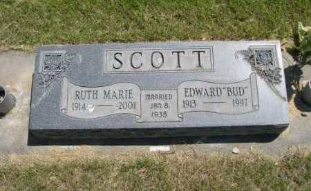 SCOTT, RUTH MARIE - Dawes County, Nebraska | RUTH MARIE SCOTT - Nebraska Gravestone Photos