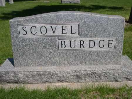 SCOVEL, FAMILY - Dawes County, Nebraska   FAMILY SCOVEL - Nebraska Gravestone Photos