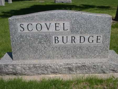 SCOVEL, FAMILY - Dawes County, Nebraska | FAMILY SCOVEL - Nebraska Gravestone Photos