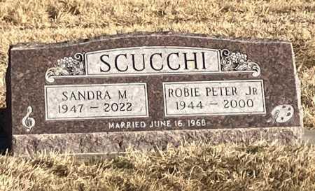 SCUCCHI, ROBIE PETER JR. - Dawes County, Nebraska | ROBIE PETER JR. SCUCCHI - Nebraska Gravestone Photos