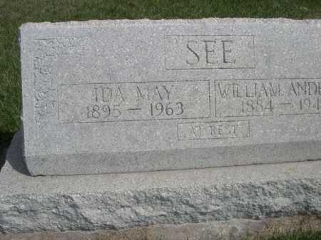 SEE, WILLIAM AND--- - Dawes County, Nebraska   WILLIAM AND--- SEE - Nebraska Gravestone Photos