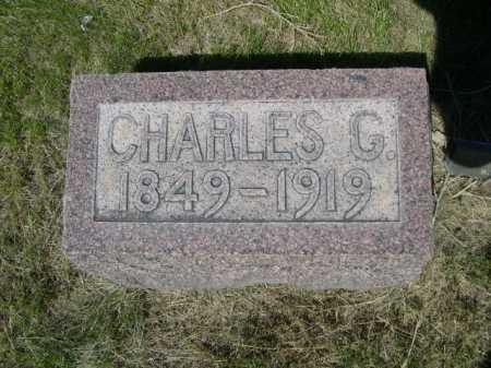 SHARP, CHARLES G. - Dawes County, Nebraska   CHARLES G. SHARP - Nebraska Gravestone Photos