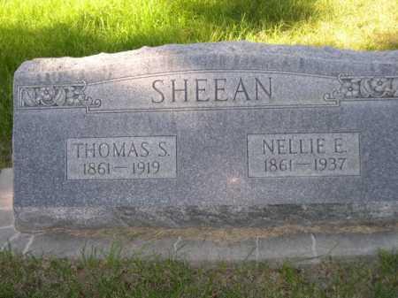 SHEEAN, THOMAS S. - Dawes County, Nebraska | THOMAS S. SHEEAN - Nebraska Gravestone Photos