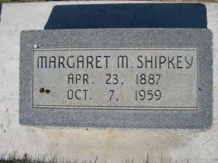 SHIPKEY, MARGARET M. - Dawes County, Nebraska   MARGARET M. SHIPKEY - Nebraska Gravestone Photos