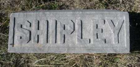 SHIPLEY, FAMILY - Dawes County, Nebraska | FAMILY SHIPLEY - Nebraska Gravestone Photos