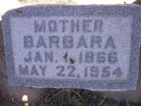 SHIPMAN, BARBARA - Dawes County, Nebraska | BARBARA SHIPMAN - Nebraska Gravestone Photos