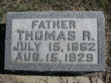SHIPMAN, THOMAS R. - Dawes County, Nebraska   THOMAS R. SHIPMAN - Nebraska Gravestone Photos