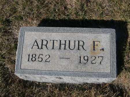 SHIRK, ARTHUR F. - Dawes County, Nebraska | ARTHUR F. SHIRK - Nebraska Gravestone Photos