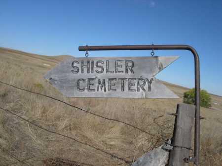 *SHISLER CEMETERY, ENTRANCE TO - Dawes County, Nebraska   ENTRANCE TO *SHISLER CEMETERY - Nebraska Gravestone Photos