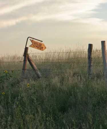 *SHISLER CEMETERY, VIEW OF - Dawes County, Nebraska | VIEW OF *SHISLER CEMETERY - Nebraska Gravestone Photos