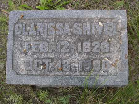 SHIVEL, CLARISSA - Dawes County, Nebraska | CLARISSA SHIVEL - Nebraska Gravestone Photos
