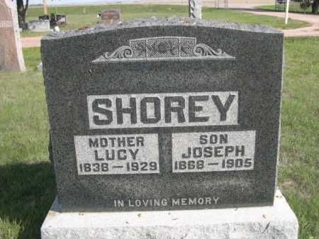 SHOREY, LUCY - Dawes County, Nebraska | LUCY SHOREY - Nebraska Gravestone Photos