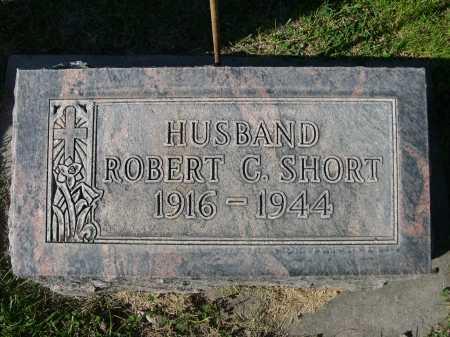 SHORT, ROBERT C. - Dawes County, Nebraska | ROBERT C. SHORT - Nebraska Gravestone Photos