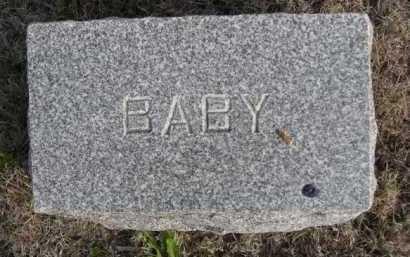 SIDES, BABY - Dawes County, Nebraska | BABY SIDES - Nebraska Gravestone Photos