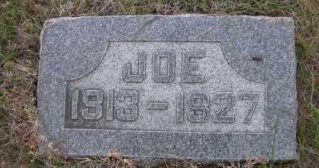 SIDES, JOE - Dawes County, Nebraska | JOE SIDES - Nebraska Gravestone Photos