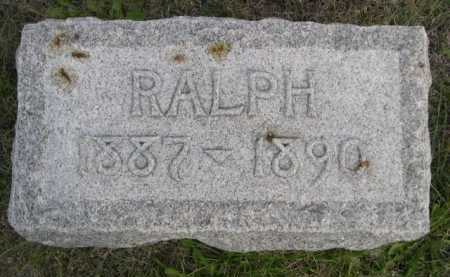 SIDES, RALPH - Dawes County, Nebraska | RALPH SIDES - Nebraska Gravestone Photos