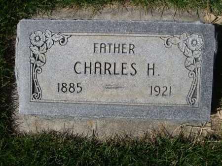 SIMMONS, CHARLES H. - Dawes County, Nebraska | CHARLES H. SIMMONS - Nebraska Gravestone Photos