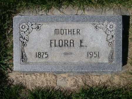SIMMONS, FLORA E. - Dawes County, Nebraska | FLORA E. SIMMONS - Nebraska Gravestone Photos