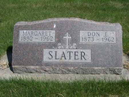 SLATER, MARGARET - Dawes County, Nebraska | MARGARET SLATER - Nebraska Gravestone Photos