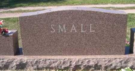 SMALL, FAMILY - Dawes County, Nebraska | FAMILY SMALL - Nebraska Gravestone Photos