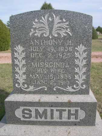 SMITH, ANTHONY H. - Dawes County, Nebraska   ANTHONY H. SMITH - Nebraska Gravestone Photos