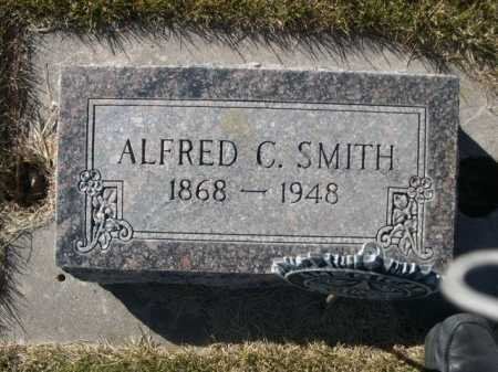 SMITH, ALFRED C. - Dawes County, Nebraska | ALFRED C. SMITH - Nebraska Gravestone Photos