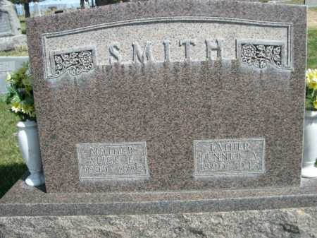 SMITH, ALICE E. - Dawes County, Nebraska | ALICE E. SMITH - Nebraska Gravestone Photos