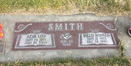 SMITH, WILLIS RONALD - Dawes County, Nebraska   WILLIS RONALD SMITH - Nebraska Gravestone Photos