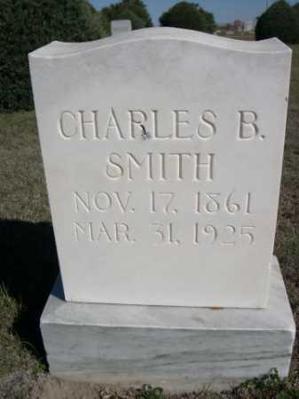 SMITH, CHARLES B. - Dawes County, Nebraska | CHARLES B. SMITH - Nebraska Gravestone Photos