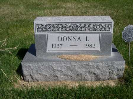 YOAKUM, DONNA L. - Dawes County, Nebraska | DONNA L. YOAKUM - Nebraska Gravestone Photos
