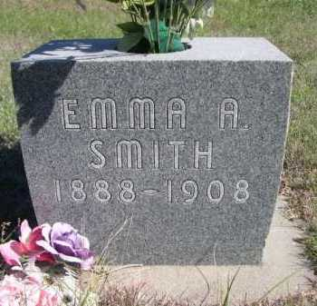 SMITH, EMMA A. - Dawes County, Nebraska | EMMA A. SMITH - Nebraska Gravestone Photos