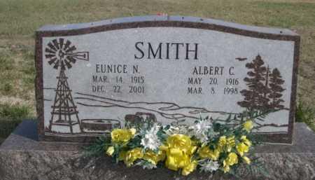 SMITH, EUNICE N. - Dawes County, Nebraska   EUNICE N. SMITH - Nebraska Gravestone Photos