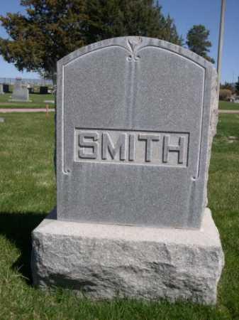 SMITH, FAMILY - Dawes County, Nebraska | FAMILY SMITH - Nebraska Gravestone Photos